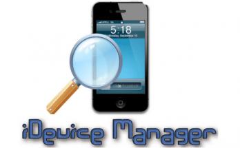 iDevice Manager Pro Crack