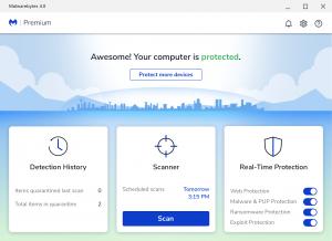 Malwarebytes License